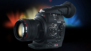Canon C300 Mark II + C500