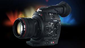 Canon C300 Mark II + C500