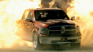 Dodge Ram Challenge: Behind-The-Scenes