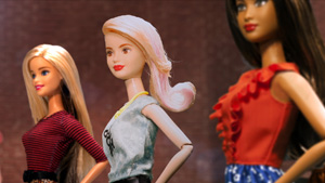 Barbie Fashionistas BTS